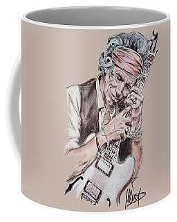 Keith Richards Coffee Mug