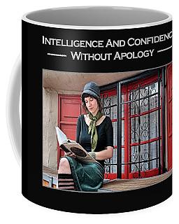 Kellie Peach 1-33 Coffee Mug by David Miller