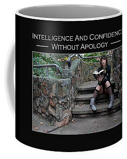 Kellie Peach 12-246 Coffee Mug by David Miller