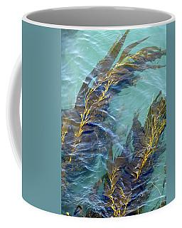 Kelp Patterns Coffee Mug