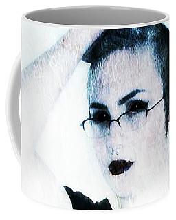 Coffee Mug featuring the digital art Kelsey 2 by Mark Baranowski