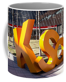 Kendall Square Sign Cambridge Ma Coffee Mug