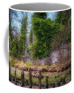 Coffee Mug featuring the photograph Kennetpans Distillery Ruins by Jeremy Lavender Photography