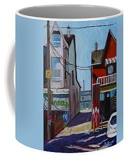 Kensington Market Laneway Coffee Mug