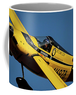 Kent Jackson In Once More, Friday Morning 16x9 Aspect Coffee Mug