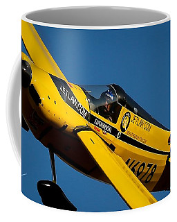 Coffee Mug featuring the photograph Kent Jackson In Once More, Friday Morning. 16x9 Aspect Signature Edition by John King