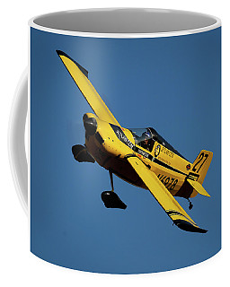 Coffee Mug featuring the photograph Kent Jackson In Once More, Friday Morning 5x7 Aspect by John King