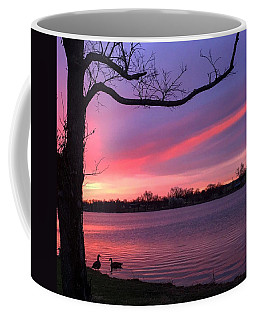 Coffee Mug featuring the photograph Kentucky Dawn by Sumoflam Photography