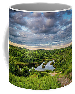 Kentucky Hills And Lake Coffee Mug