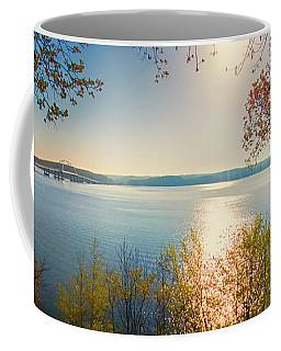 Kentucky Lake Coffee Mug by Ricky L Jones