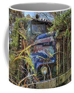 Kenworth In The Weeds Coffee Mug