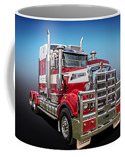 Kenworth Coffee Mug by Keith Hawley