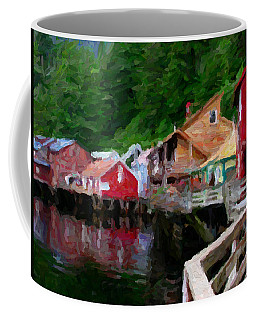 Ketchikan Alaska Coffee Mug