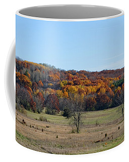 Kettle Morraine In Autumn Coffee Mug