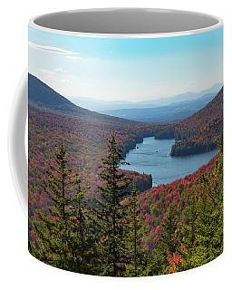 Kettle Pond From Owls Head Mountain Coffee Mug