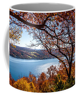 Keuka Lake Vista Coffee Mug by William Norton
