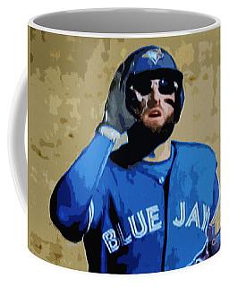 Kevin Pillar Coffee Mug