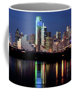 Kevin's Dallas Skyline Coffee Mug