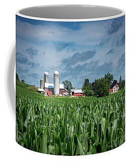 Kewaskum Farm I Coffee Mug