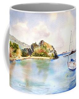 Key Bay, Peter Is. Coffee Mug