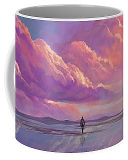Key Of David Coffee Mug