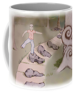 Key Stone Path Coffee Mug