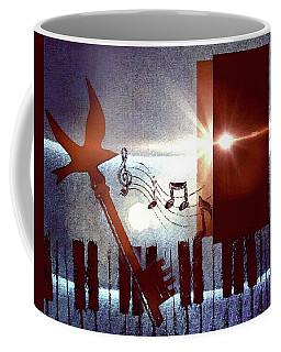 Key To Worship Coffee Mug