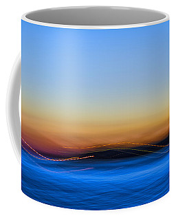 Key West Abstract Coffee Mug