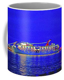 Key West Cruising  Coffee Mug