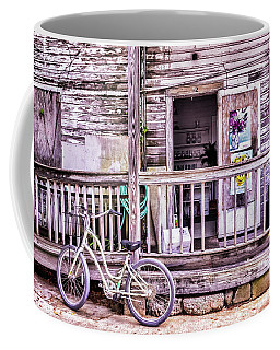 Key West Flower Shop Coffee Mug