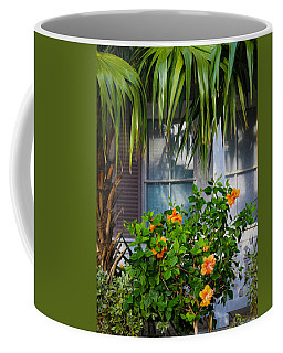 Key West Garden Coffee Mug