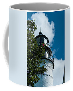 Key West Lighthouse Coffee Mug