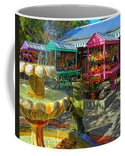 Key West Mallory Square Coffee Mug