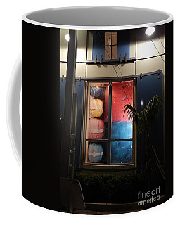 Key West Window Coffee Mug by Expressionistart studio Priscilla Batzell