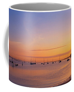 Keyport Harbor Sunrise  Coffee Mug