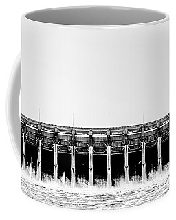 Keystone Dam Panoramic Coffee Mug