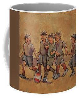 Kick It Coffee Mug