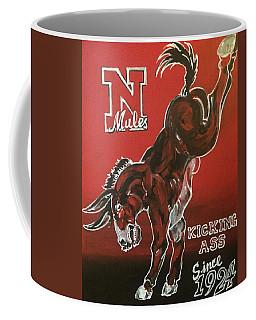 Kicking Ass Coffee Mug