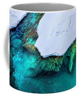 Kicking Horse Blue Coffee Mug