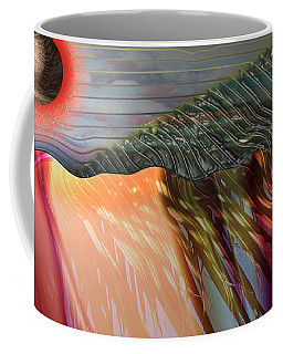 Kids Drumming Coffee Mug