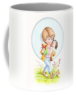 My Love As A Present Coffee Mug