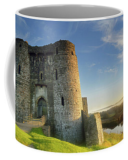 Kidwelly Castle 3 Coffee Mug