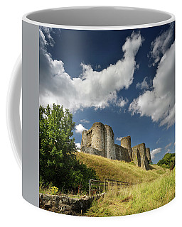 Kidwelly Castle 4 Coffee Mug