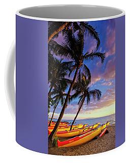 Kihei Canoe Club Coffee Mug