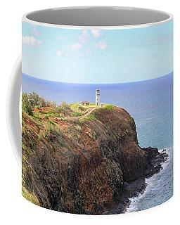 Kilauea Point Lighthouse Coffee Mug