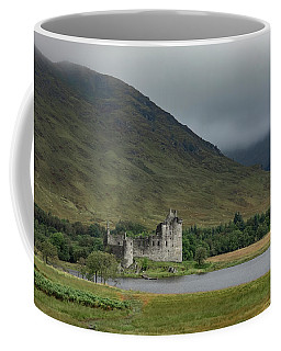 Kilchurn Castle - Scotland Coffee Mug