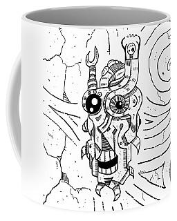 Killer Robot Coffee Mug