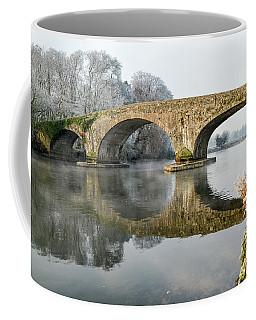 Kilsheelan Bridge In Winter  Coffee Mug