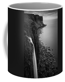 Kilt Rock Waterfall Coffee Mug