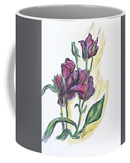 Kimberly's Spring Flower Coffee Mug